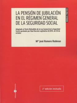 Pensión de jubilación en régimen general seguridad social