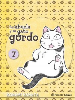 La abuela y su gato gordo Nº07/08