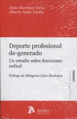 DEPORTE PROFESIONAL DE-GENERADO