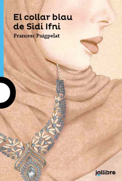 El collar blau de Sidi Ifni