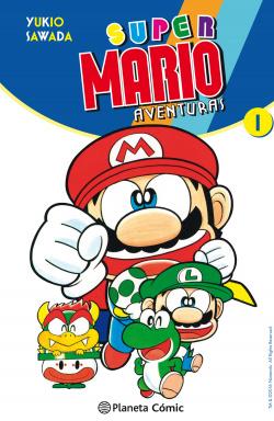 Super Mario Aventuras nº1
