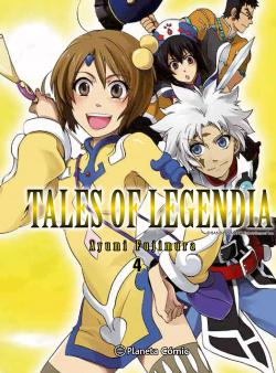 TALES OF LEGENDIA 4