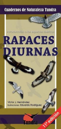 RAPACES DIURNAS -CUADERNOS DE NATURALEZA