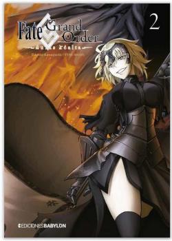 FATE ; GRAND ORDER: TURAS REALTA 02