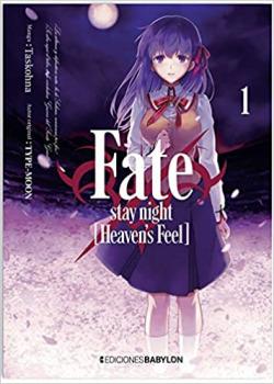 FATE ; STAY NIGHT: HEAVEN'S FEEL 01