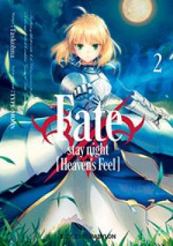 FATE ; STAY NIGHT: HEAVEN'S FEEL 02