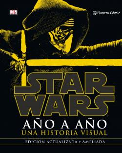 Star wars año a año
