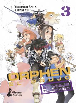 Orphen el Brujo 3