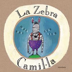 La zebra camila