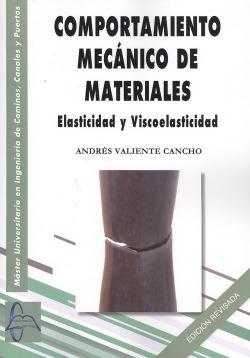 COMPORTAMIENTO MECÁNICO DE MATERIALES
