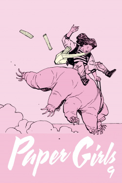 Paper Girls 9