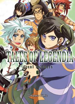TALES OF LEGENDIA 6