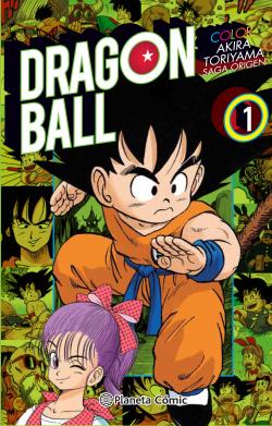 Dragon Ball Color origen y Red Ribbon