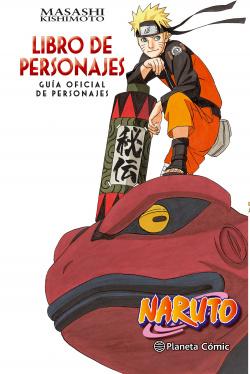 LIBRO DE PERSONAJES