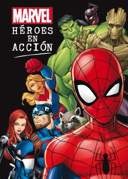 Marvel. Héroes en acción