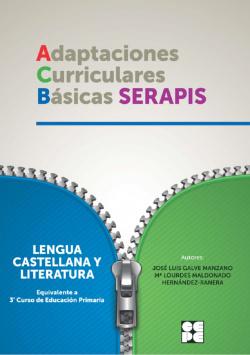 LENGUA Y LITERATURA 3 EP ADAPT.CURRICULARES BASICAS SERAPIS