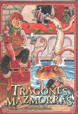 TRAGONES Y MAZMORRAS 3