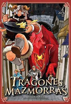 TRAGONES Y MAZMORRAS 4