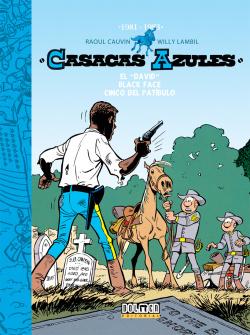 CASACAS AZULES