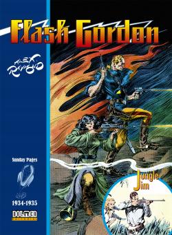 Flash Gordon 1934-1936