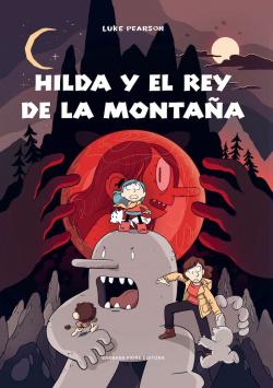 Hilda y el rey de la montaña