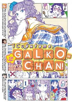 íCuéntame, Galko-Chan! 2