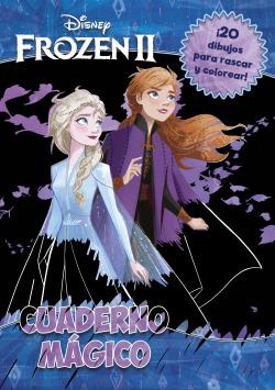 Frozen 2. Cuaderno mágico