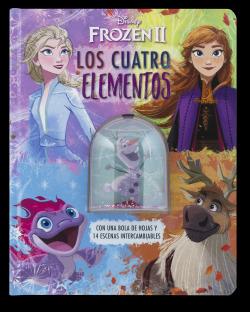 Frozen 2. Los cuatro elementos