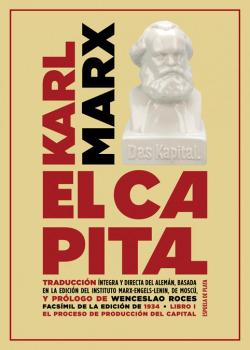 EL CAPITAL. LIBRO I