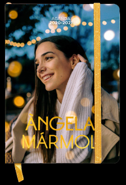 Agenda escolar 2020-2021 Angela Mármol