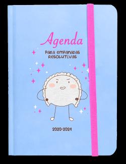 Agenda escolar 2020-2021 Croqueta y Empanadilla