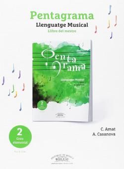 PENTAGRAMA - LLENGUATGE MUSICAL ELEMENTAL 2