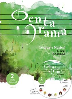PENTAGRAMA LENGUAJE MUSICAL 2