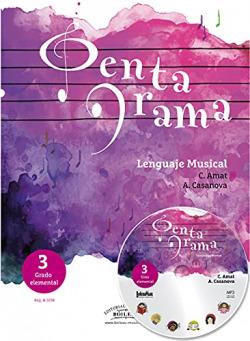 Pentagrama III lenguaje musical elemental