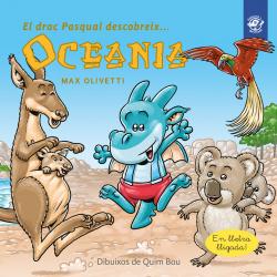 El drac Pasqual descobreix Oceania