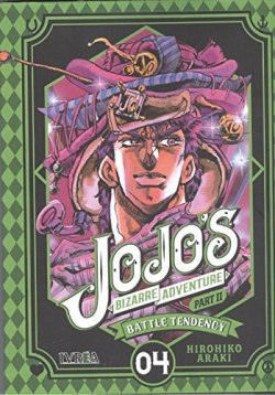 JOJO'S BIZARRE ADVENTURE PARTE II
