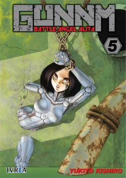 GUNNM BATTLE ANGEL ALITA 5