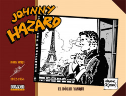 JOHNNY HAZARD 1952-1954