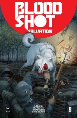 BLOODSHOT SALVATION 9