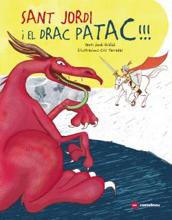 SANT JORDI I EL DRAC PATAC!!!