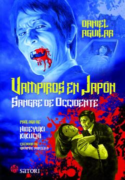 VAMPIROS EN JAPON - SANGRE DE OCCIDENTE