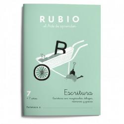 Escritura RUBIO 7