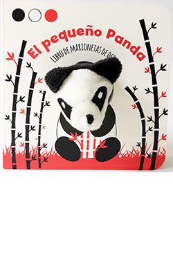 El pequeño panda (libro de marionetas de dedo)