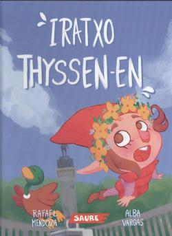 Iratxo Thyssen-en (EUS)