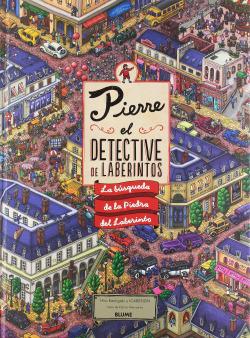 Pierre. El detective de laberintos (2020)