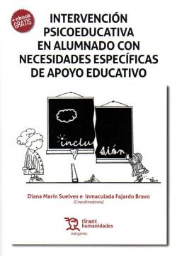 Intervención psicoeducativa en alumnado con necesidades específicas de apoyo educativo