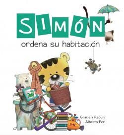 SIMON ORDENA SU HABITACION