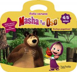 FELIZ VERANO MASHA Y EL OSO 4-5 AÑOS