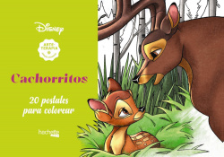 Arteterapia. Cachorritos Disney