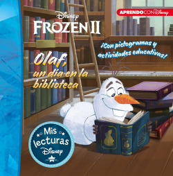 Olaf, un día en la biblioteca (Mis lecturas Disney)